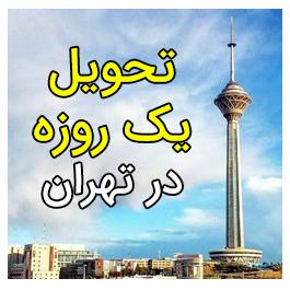 تحویل دمنوش نیوشا در تهران