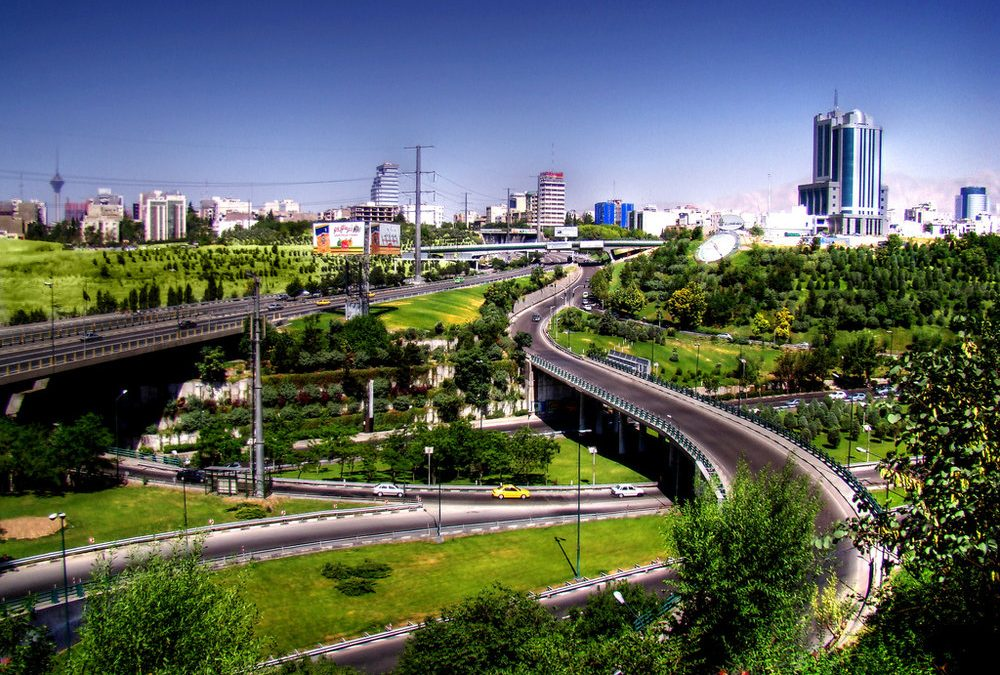 دمنوش نیوشا در تهران