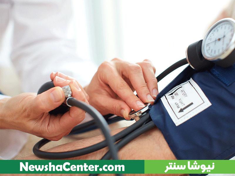 پک کنترل فشار خون - دمنوش نیوشا