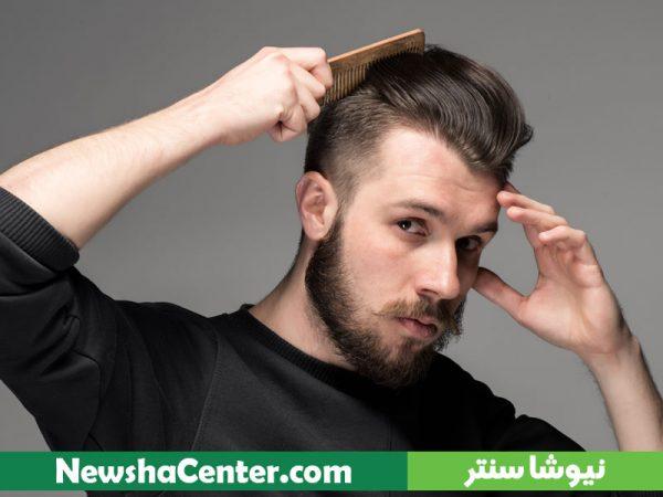 پک تقویت مو - دمنوش نیوشا