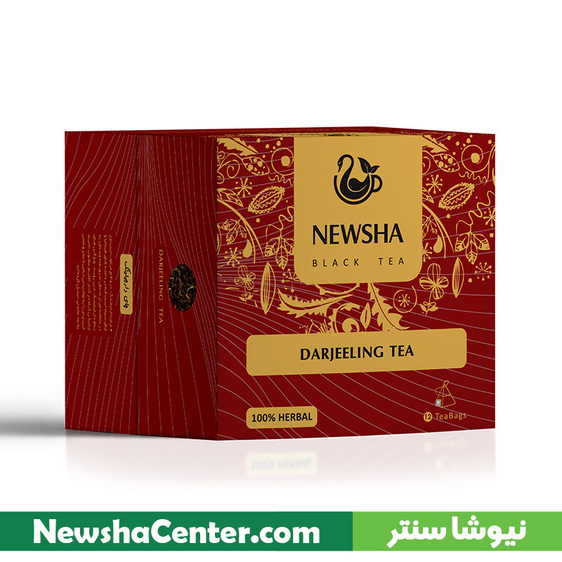 چای دارجیلینگ مثلثی نیوشا