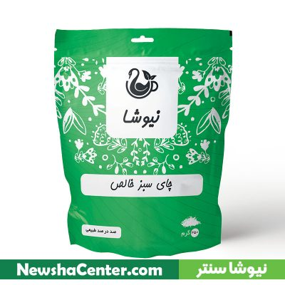 چای سبز ۳۵۰ گرمی نیوشا